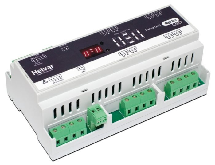 498 8-Channel Relay Unit Product Image