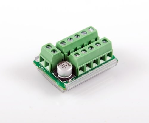445 Switch Interface with LED
