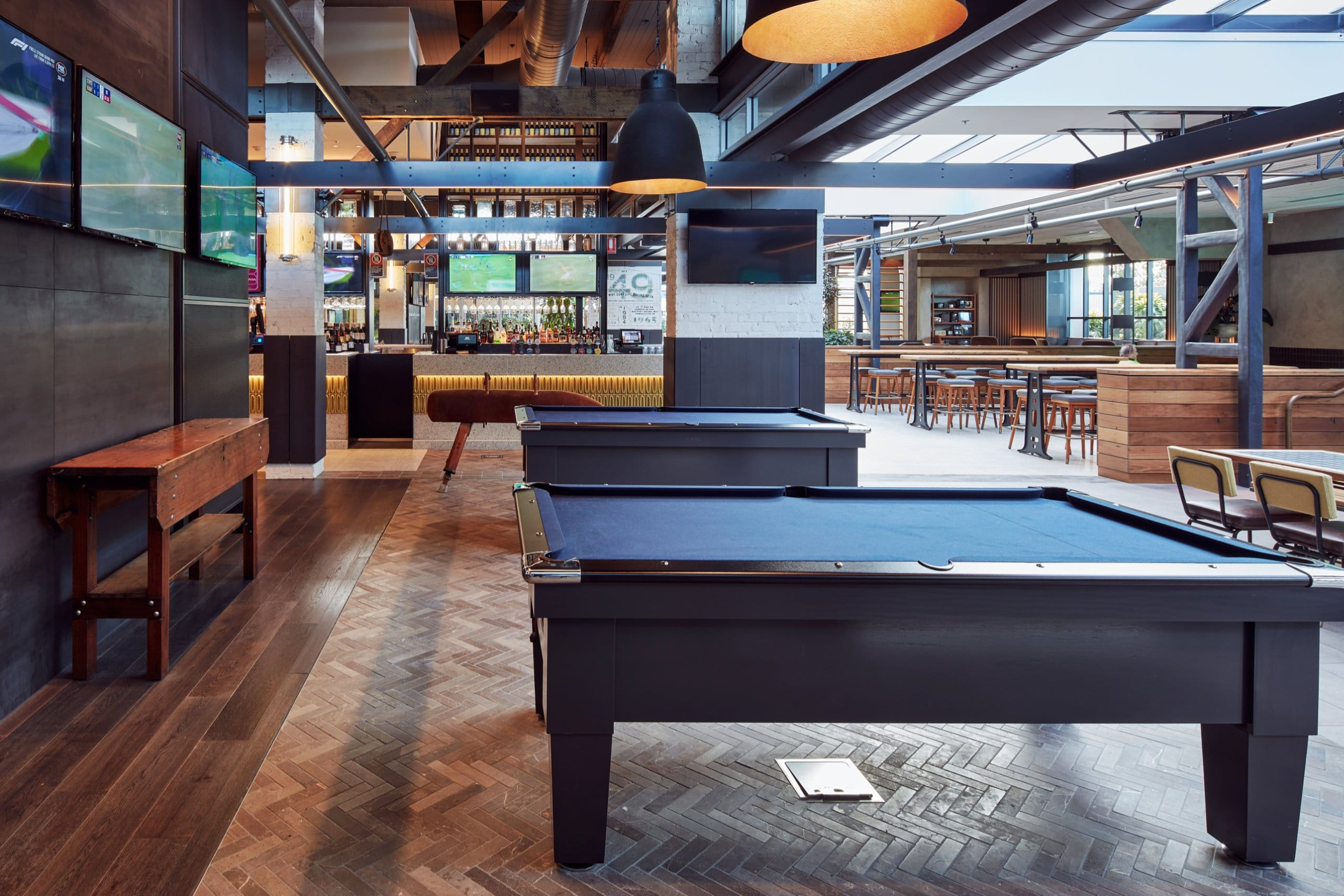 Dee Why RSL Battery House Pool Tables